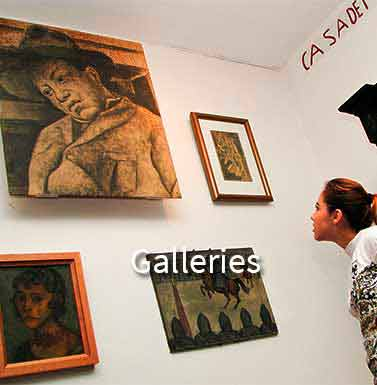 Todos Santos Art Galleries