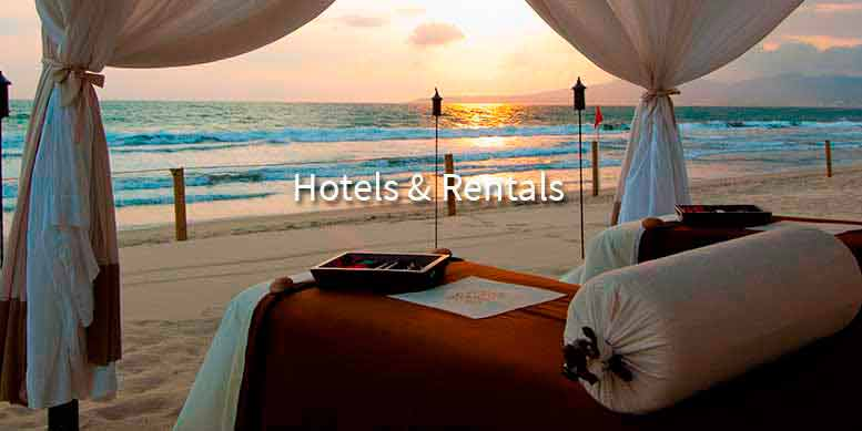 Hotels and rentals