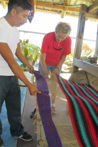 Todos Santos Blanket Making Short Class 1 hr