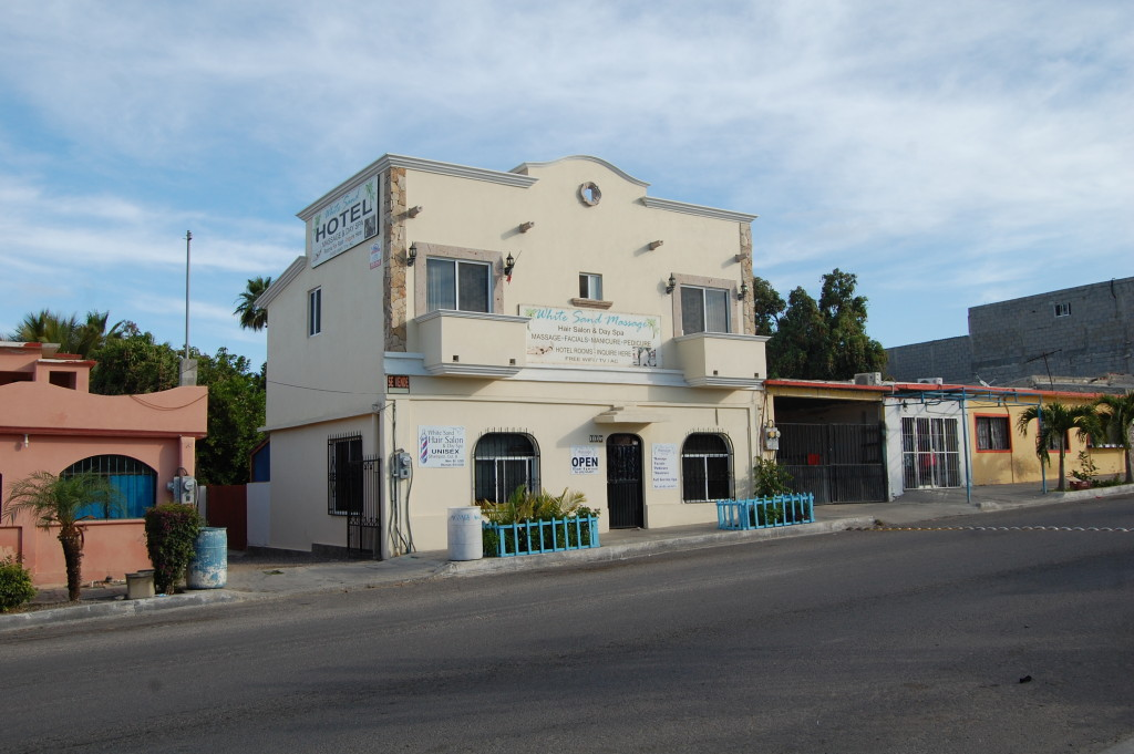 Property for sale in downtown Todos Santos