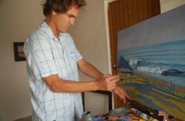 Eric Durazo in Todos Santos