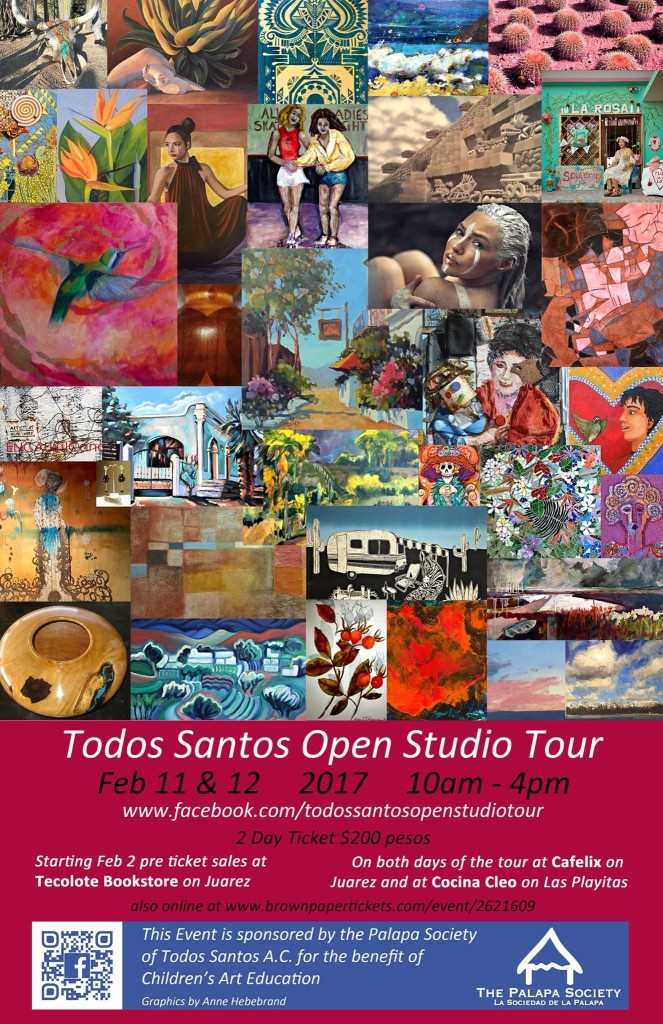 todos santos studio tour