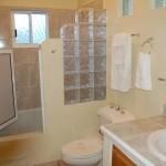 Pescadero Palace bathroom