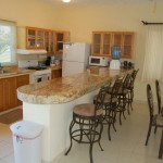 fully furnished kitchens!