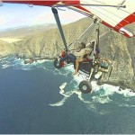 Ultralight flights in Todos Santos